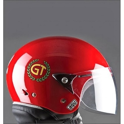 Royal Enfield Continental GT Helmet - Grease n Gasoline | my library | Scoop.it