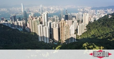 Hongkong en long, en large et en hauteur | URBANmedias | Scoop.it