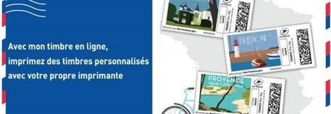 Mon Timbre En Ligne : une collection pour les voyageurs | Actu Tourisme | Scoop.it