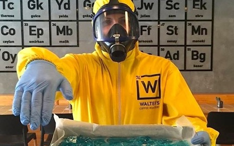 Le premier coffee shop façon Breaking Bad a ouvert ses portes | BRAIN SHOPPING • CULTURE, CINÉMA, PUB, WEB, ART, BUZZ, INSOLITE, GEEK • | Scoop.it