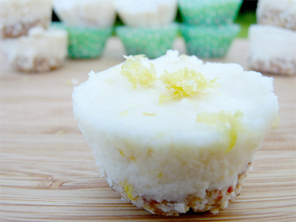 No Bake Mini Lemon Coconut Tarts | Casa Sofia Inn - Belize | Scoop.it