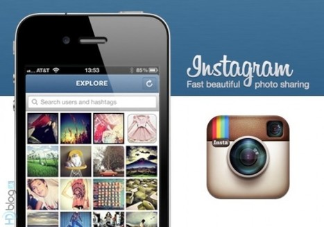 Instagram 3.0 per iPhone disponibile nell'App Store! Novità ... - HDblog (Blog) | il TecnoSociale | Scoop.it