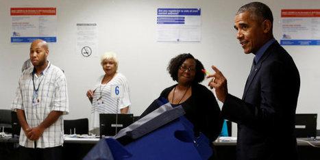 Incontournable aux Etats-Unis, pourquoi le vote anticipé n'existe pas en France | Communication Politique [#ComPol] | Scoop.it