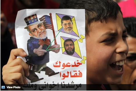 Egypt's president praises police despite criticism | Égypt-actus | Scoop.it