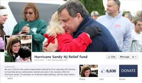 Social Media and Hurricane Sandy | Hurricane Sandy Exploring Implications | Scoop.it