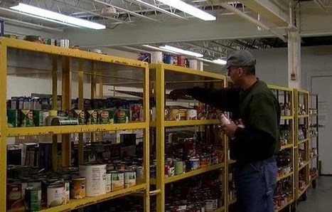 Number of people served by food bank rising | Sustain Our Earth | Scoop.it