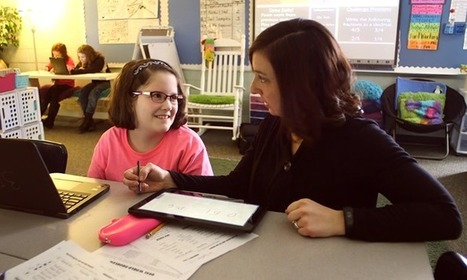 Hybrid BYOD and 1:1 Program Supports Blended Learning | Education | Scoop.it