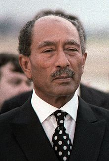 Anwar Sadat President of the Egyptian Republic, another World-class statesman, Had His People to Heart