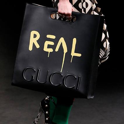 Gucci fusionne ses collections homme et femme en un seul défilé | Les Gentils PariZiens : style & art de vivre | Scoop.it