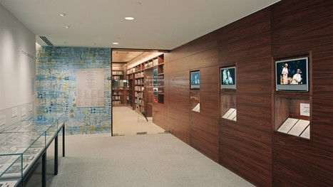 This Library is Basically Every Screenwriter's Dream Place to Write | innovative libraries | Scoop.it