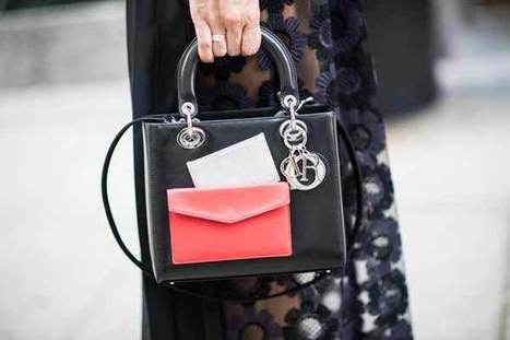 Dior in first with luxury WeChat handbags - Business - Chinadaily.com.cn | Digital Innovation in Retail | Scoop.it
