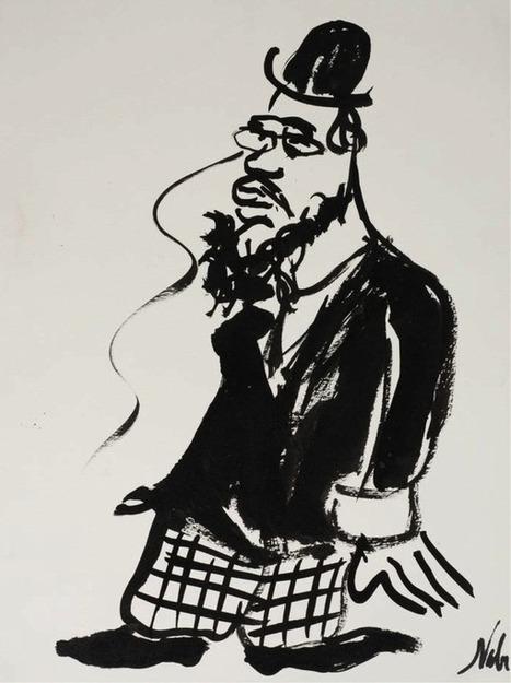 Toulouse-Lautrec par Nabe, via Elsa Lapassi sur Twitter | Marc-Edouard Nabe | Scoop.it