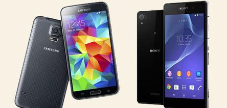 Comparativa entre Samsung Galaxy S5 y Sony Xperia Z2 | Ecológico Cultura Ciencia Educación Padres Desarrollo Mundo | Scoop.it