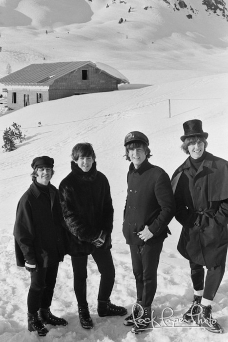Newly Published, Never-Seen Photos of The Beatles – flavorwire | The beatles | Scoop.it