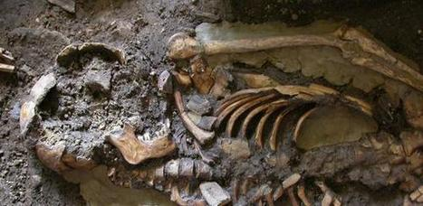 """Fourth Strand"" of European Ancestry Identified - Archaeology Magazine 
