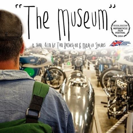 Motorcycle Film Festival   California Flat Track Association (CFTA)   Scoop.it