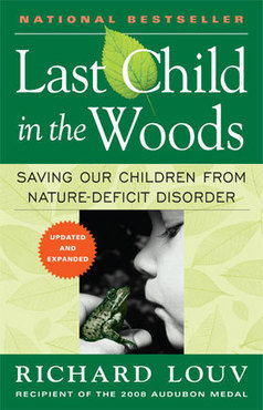 Last Child in the Woods - Overview - Richard Louv | Benefits of Nature | Scoop.it