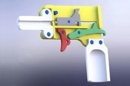 Un étudiant américain imprime des armes à feu en 3D | Impression 3D : la nouvelle révolution industrielle | Scoop.it