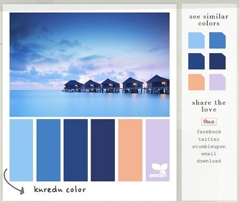 Tools and references for working with Color   Nonprofit Data Visualization   Scoop.it
