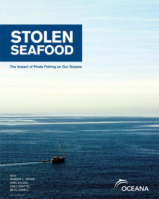 Stolen Seafood ~ The Impact of #Pirate #Fishing on Our Oceans | Rescue our Ocean's & it's species from Man's Pollution! | Scoop.it