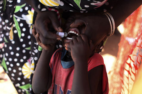 Cholera outbreak in war-torn South Sudan | Mr. Soto's Human Geography | Scoop.it