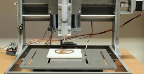 Imprimantes 3D de chocolat | Food, food, food ! | Scoop.it