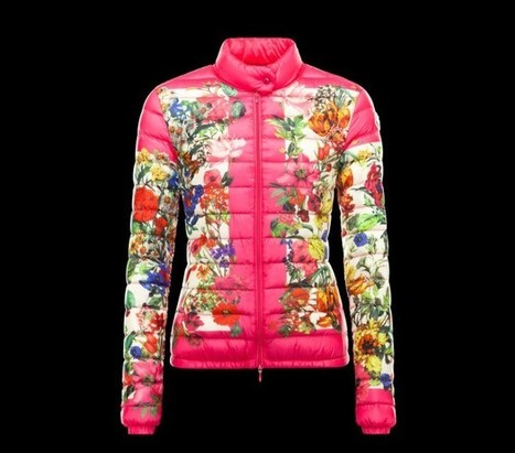 Moncler Donne Giacca Alisia Rose Vendesi Online | Fashion world! | Scoop.it