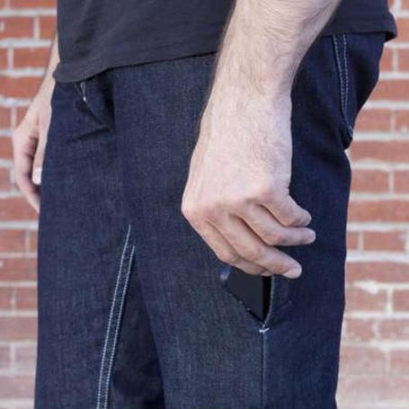 I/O Denim Jeans Are Designed for Your Smartphone [VIDEO] | digitalSpice | Scoop.it