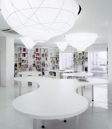 Mochen Office by Mochen Architects & Engineers | Rendons visibles l'architecture et les architectes | Scoop.it