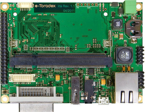 Toradex Colibri VF50/VF61 SoMs Powered by Freescale Vybrid SoCs Sell for as Low as 19 Euros   Raspberry Pi   Scoop.it