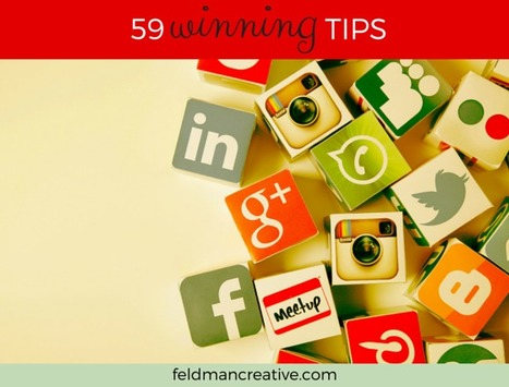 What Social Media Tactics Are Most Effective? | Moving minds and people in business | Scoop.it