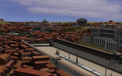 Visite guidée de la Rome antique -Éduscol HG | SCOOP IT COLLEGE JEAN MONNET JANZE | Scoop.it