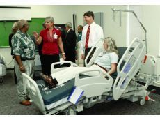 Hospital lets public try out new beds | Doctor | Scoop.it
