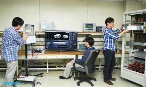 It's official: Samsung has cracked 5G technology | Technology | Scoop.it