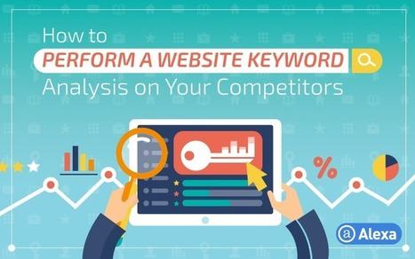 How to Perform a Website Keyword Analysis on Your Competitors | Communication Matters | Scoop.it