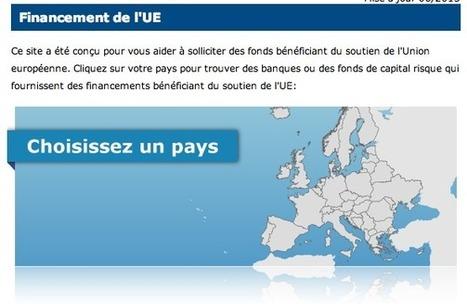 Un portail européen pour aider les PME à se financer | Numérique | Scoop.it