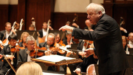 A Flurry Of Premieres For American Orchestras - NPR (blog) | Classical and digital music news | Scoop.it