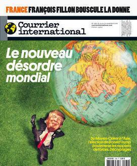 Courrier international n° 1360 du 24 novembre 2016 | les revues au CDI | Scoop.it