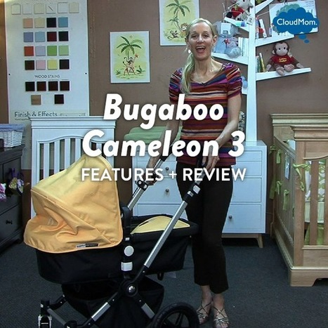 Features and Review of the Bugaboo Cameleon 3 Stroller | CloudMom | My Parenting Tips | Scoop.it