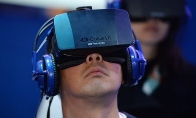 Facebook and Oculus Rift: game developers react | Virtual Worlds Corner | Scoop.it