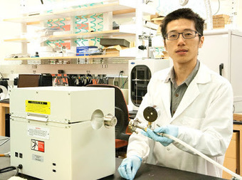 Next Big Future: Discovery of new catalyst materials for lithium-air batteries could enable batteries with five times the energy density of lithium ion batteries | More Commercial Space News | Scoop.it
