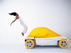 Auto-partage et mini-voitures | Le groupe EDF | Scoop.it