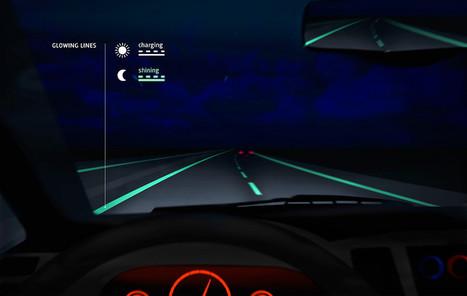 Studio Roosegaarde — Smart Highways | Emergent Digital Practices | Scoop.it
