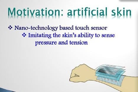 Ecco la pelle in nanoparticelle d'oro, per curare malattie e prevenire pericoli   Health   Scoop.it