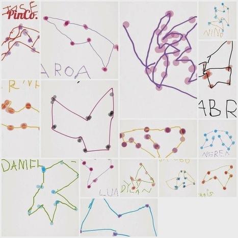 Constelaciones con BambooPaper - PROYECTO #GUAPPIS | iPad classroom | Scoop.it