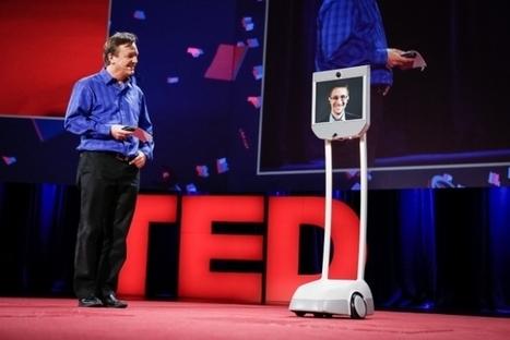 As 10 melhores TED Talks de 2014   Espaço Aberto   Scoop.it