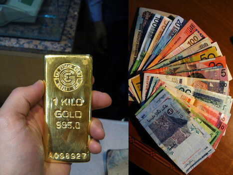 Gold Price Structure: Gold isn't Measured by Currency Values, Gold Measures Currency Values | Gold and Silver Markets | Scoop.it