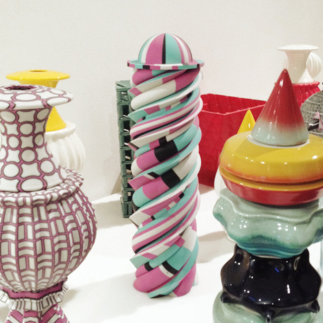 we ♥ - Amazing 3D printing objects designmuseumin London | Culture, Humour, the Brave, the Foolhardy and the Damned | Scoop.it
