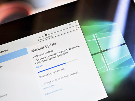 What's new in Windows Defender for Windows 10 Anniversary Update | Security and Privacy | Scoop.it