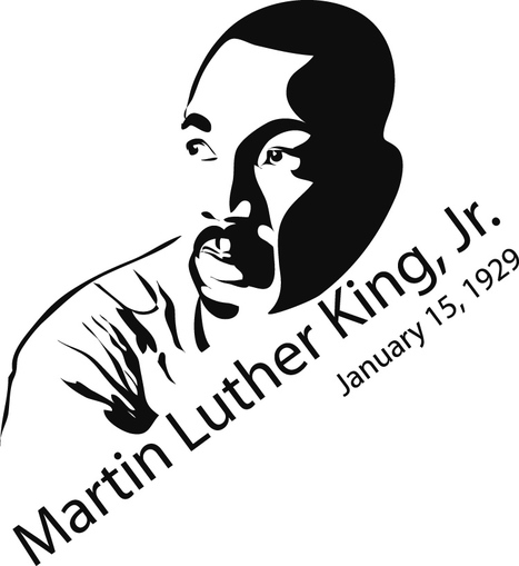 A Look Back at the Life of Dr. Martin Luther King Jr. | Black History Month Resources | Scoop.it